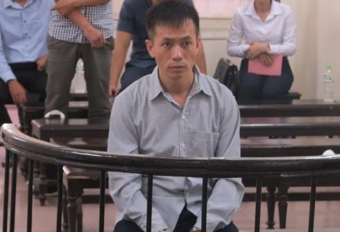 Nguyễn Thanh Tường tại phiên tòa