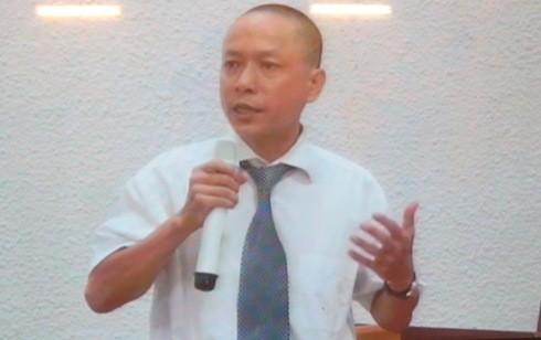Tại tòa, luật sư Dương Quang Hà cho rằng cần áp dụng nguyên tắc suy đoán vô tội