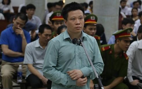 Hiện, TAND TP Hà Nội vẫn chưa nhận được kháng cáo của Hà Văn Thắm - cựu Chủ tịch Ngân hàng TMCP Đại Dương
