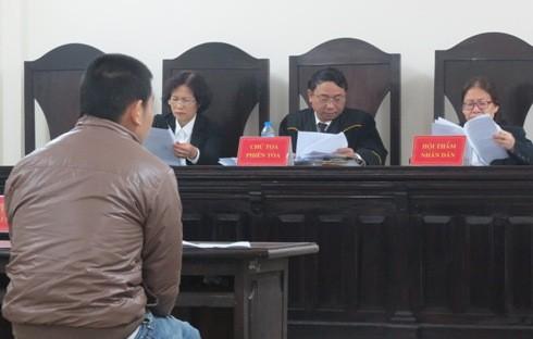 Koh Yik Siang John tại phiên tòa