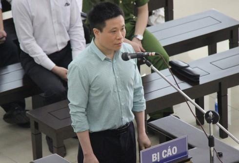 Tại phiên tòa, Hà Văn Thắm cũng ra sức chứng minh thiệt hại của Oceanbank không đúng như cấp tòa sơ thẩm xác định.