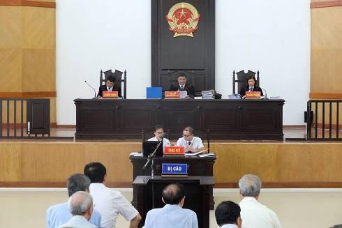HĐXX phúc thẩm xét xử vụ án gây thất thoát 800 tỉ đồng của PVN