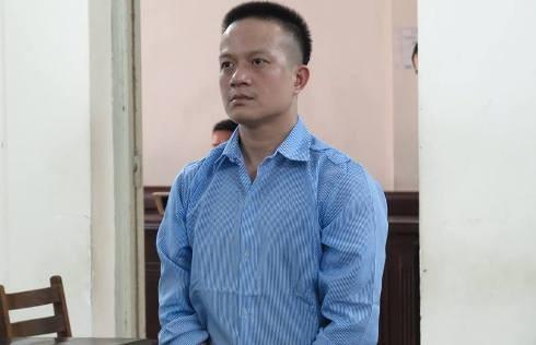Vũ Hữu Hà bị đưa ra tòa xét xử và phải nhận mức án chung thân.