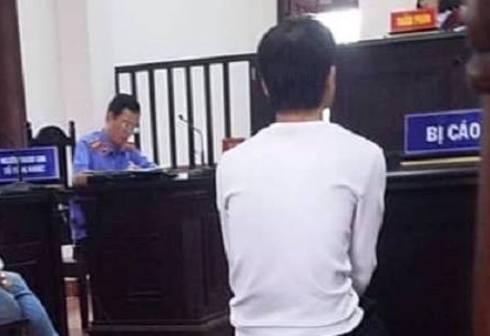 Bị cáo Đỗ Văn Đồng tại phiên tòa phúc thẩm.