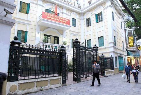 Trụ sở Tiếp công dân TP Hà Nội