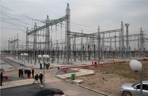 Nhà máy Nhiệt điện Thái Bình 2 đã hoàn tất việc đóng điện.