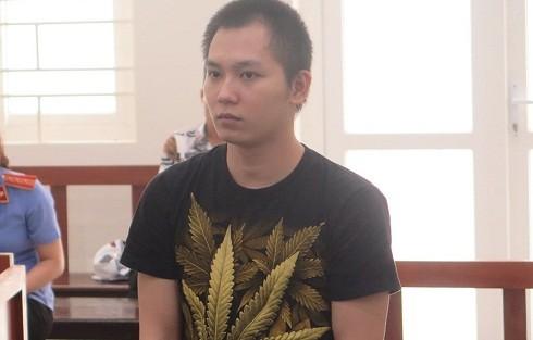 Ngô Văn Mạnh tại phiên tòa phúc thẩm.