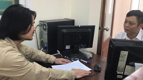 """Đạo diện Hoàng Nhật Nam gửi """"tâm thư"""" tới Tòa án Hà Nội với mong muốn sẽ được có mặt tại phiên tòa phúc thẩm tới đây."""