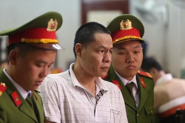 Vi Văn Toán, đối tượng thuê nhóm Bùi Văn Công bắt giữ, cưỡng hiếp và sát hại nữ sinh giao gà.