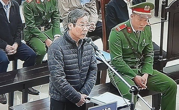 Bị cáo Nguyễn Bắc Son bị đề nghị áp dụng án tử hình.