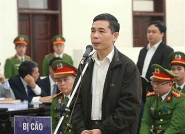 """Tự bào chữa, Phạm Đình Trọng cho rằng cựu Bộ trưởng Nguyễn Bắc Son đã """"quyết"""" thương vụ AVG"""
