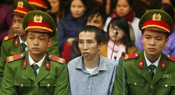 Bùi Văn Công - đối tượng cầm đầu và thực hành tội phạm tích cực nhất trong vụ nữ sinh giao gà bị sát hại ở tỉnh Điện Biên