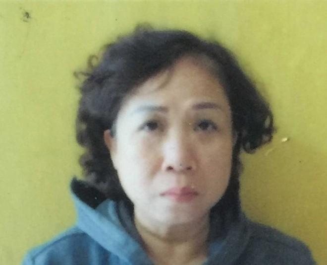 Bị cáo Trương Thị Tuyết tại giai đoạn điều tra.