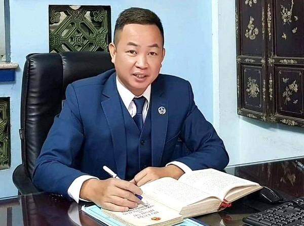 Luật sư Nguyễn Anh Thơm - Trưởng VPLS Nguyễn Anh.
