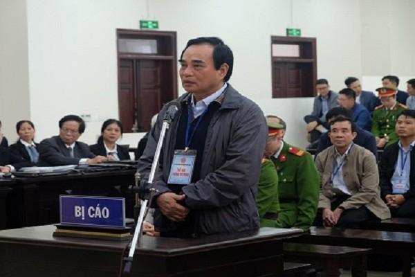 Cựu Chủ tịch UBND TP Đà Nẵng Văn Hữu Chiến.