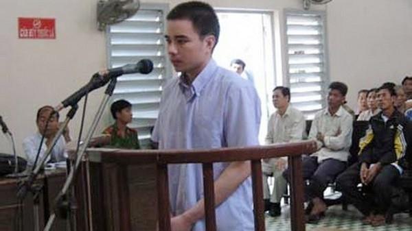 Bị án Hồ Duy Hải đang được xem xét lại hành các hành vi tại hai bản án sơ thẩm và phúc thẩm.