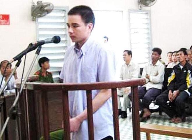 Bị án Hồ Duy Hải trước ngày phiên giám đốc thẩm diễn ra.