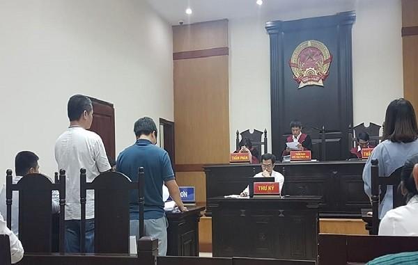 Phiên tòa phúc thẩm, vụ Tập đoàn FLC kiện Báo GDVN