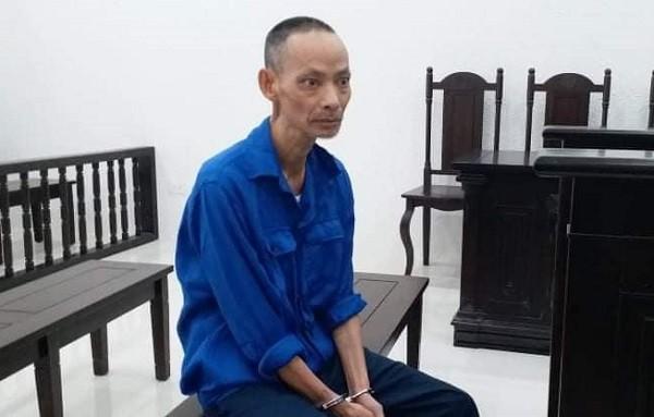 Bị cáo Đỗ Khắc Phong tại phiên tòa.
