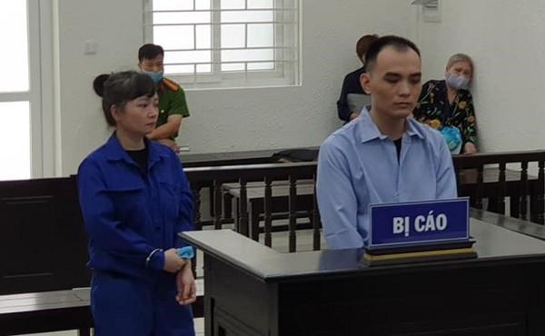 """Phan Thúy Hà và """"nhân tình trẻ"""" bị đưa ra tòa xét xử"""