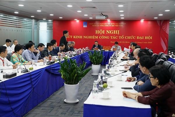 Tập đoàn Dầu khí Quốc gia Việt Nam sẵn sàng cho ngày hội lớn ảnh 1