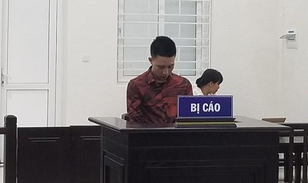 Ngô Văn Vũ bị đưa ra xét xử tại phiên tòa