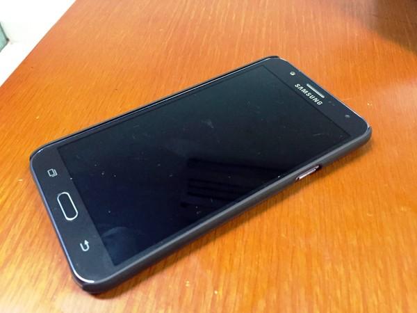 Chiếc điện thoại Minh cướp của anh Vũ đã bị cơ quan công an thu hồi