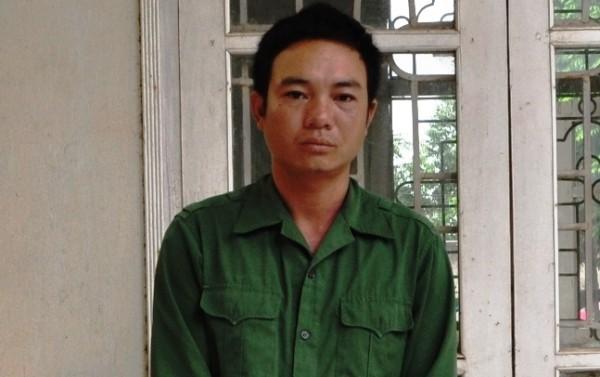 Đỗ Cao Quý bị bắt khẩn cấp sau vài giờ gân án