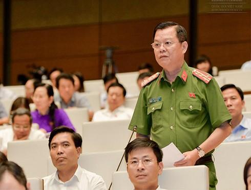 Đại biểu Đào Thanh Hải – Đoàn ĐBQH TP Hà Nội
