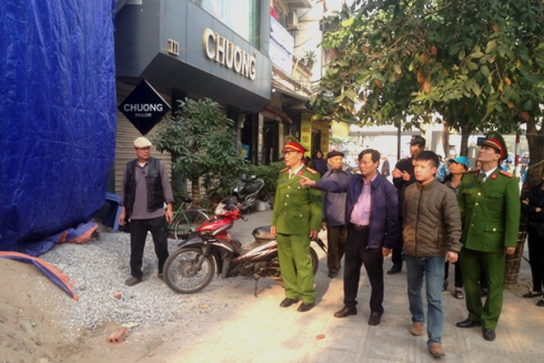 Sau lễ phát động, Ban chỉ đạo 197 phường Ngọc Khánh đã triển khai thực hiện kế hoạch