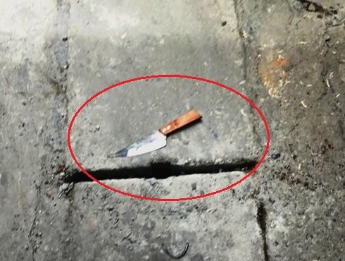 Con dao Thành sử dụng gây án