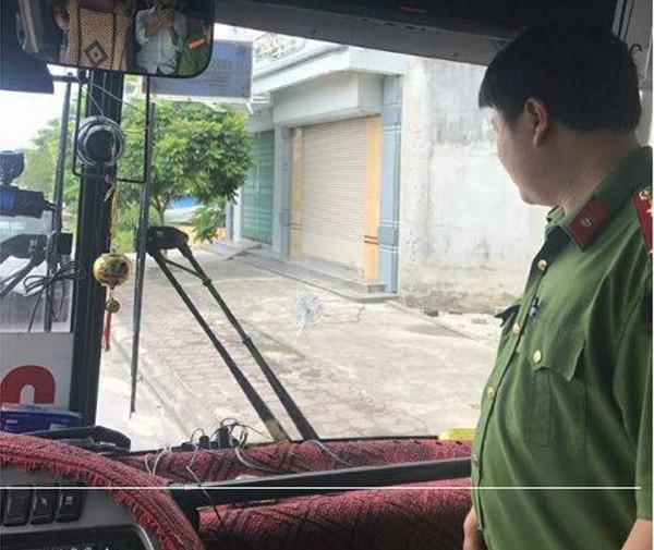 CATP Uông Bí đang tiến hành điều tra xác minh vụ việc