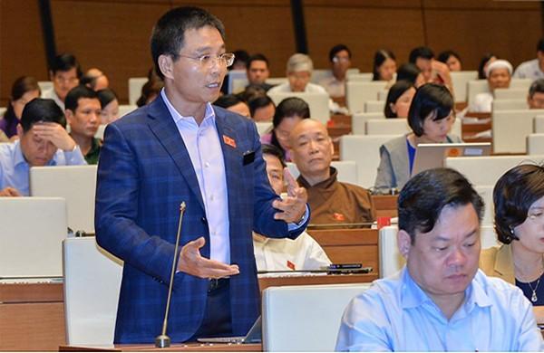 ĐB Nguyễn Văn Thắng Đoàn Hà Nội