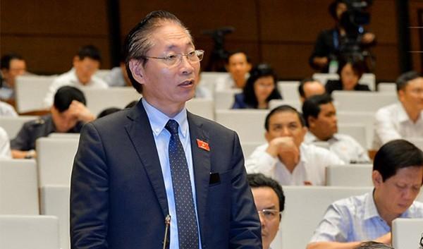 ĐB Nguyễn Văn Chiến cho rằng không nên mở rộng phạm vi đối tượng kê khai ngoài lĩnh vực nhà nước