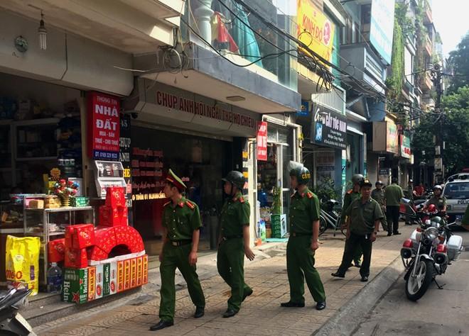 Với cách liên kết giữa các phường giáp ranh của quận Ba Đình cùng ra quân thực hiện kế hoạch tăng cường công tác đảm bảo ANTT, TTATGT, TTĐT , đã đem lại hiệu quả cao