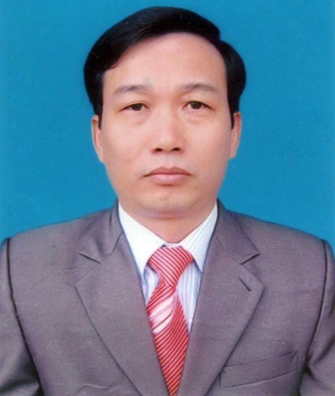 Ông Lê Sỹ Hồng, Phó Chủ tịch UBND TP. Việt Trì vừa bị khởi tố, bắt tạm giam