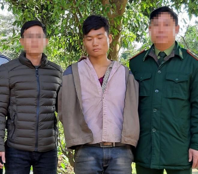 Trong khi bị tuyên phạt án tù treo, đối tượng Lưu đã bỏ trốn từ Điện Biên về Móng Cái