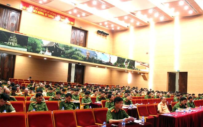 Hội nghị đã đánh giá kỹ những kết quả, cả tồn tại, khó khăn trong quá trình thực hiện nhiệm vụ của lực lượng 141