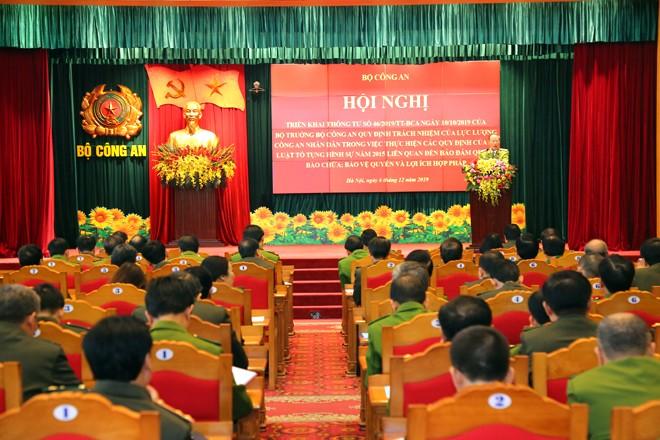 Hội nghị phổ biến