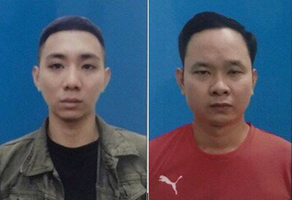 Các đối tượng Trần Nguyễn Minh Trí và Nguyễn Hoàng Anh