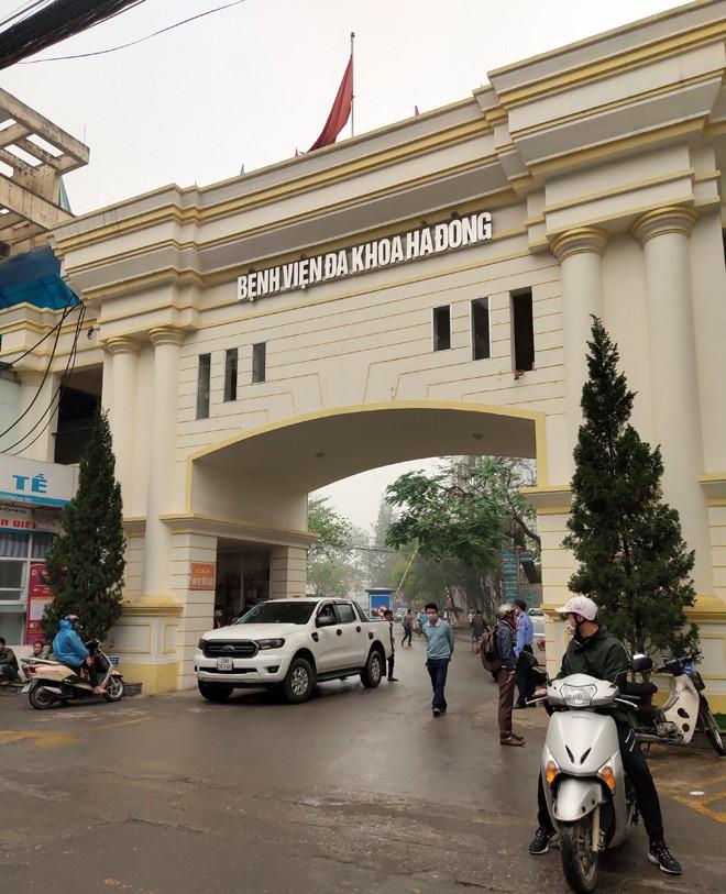 BVĐK Hà Đông là cơ sở cách ly tập trung thứ 2 tại địa bàn quận Hà Đông