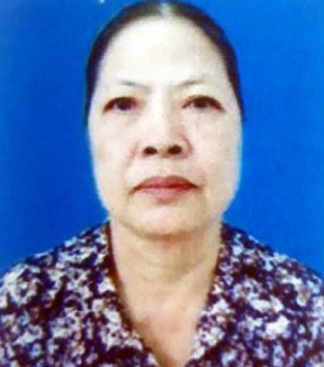 Đối tượng Nguyễn Thị Thủy bị bắt giữ sau hơn 20 năm trốn lệnh truy nã