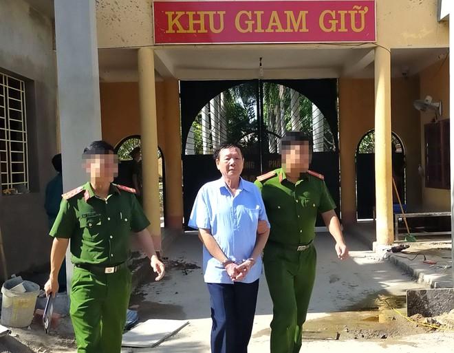 Lê Hùng Mạnh bị Công an tỉnh Thanh Hóa bắt tạm giam