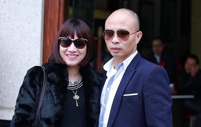 """Nguyễn Thị Dương cùng chồng là Đường """"Nhuệ"""" thời điểm trước khi bị bắt"""