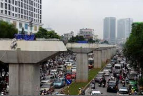 Việc di dời các trụ sở cơ quan sẽ giảm áp lực cho nội đô