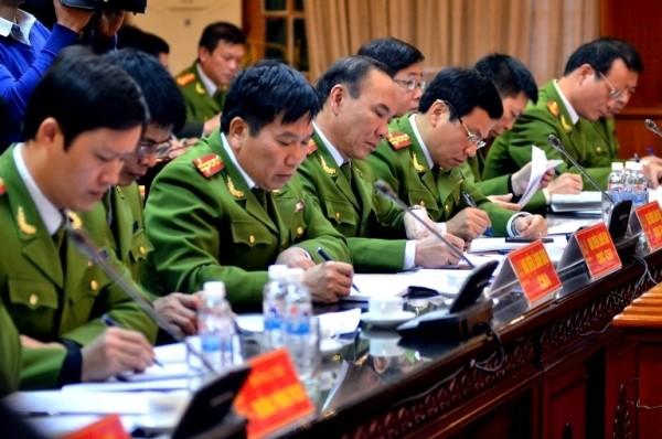Chỉ huy các đơn vị quán triệt nghiêm túc chỉ đạo của các đồng chí lãnh đạo