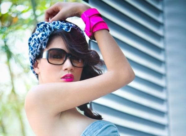 Người mẫu, diễn viên Trang Trần bị tạm giữ hành chính để làm rõ hành vi chống người thi hành công vụ
