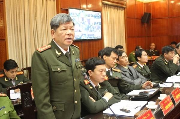 """Đại tá Đào Lê Bình: """"Dư luận và báo chí đánh giá cao tinh thần trách nhiệm của Công an Thủ đô"""""""