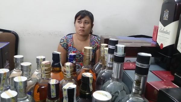Hô biến rượu Black (Lào) thành Chivas ảnh 3