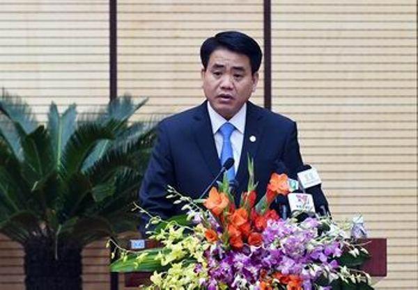 Tân Chủ tịch UBND TP. Hà Nội, ông Nguyễn Đức Chung